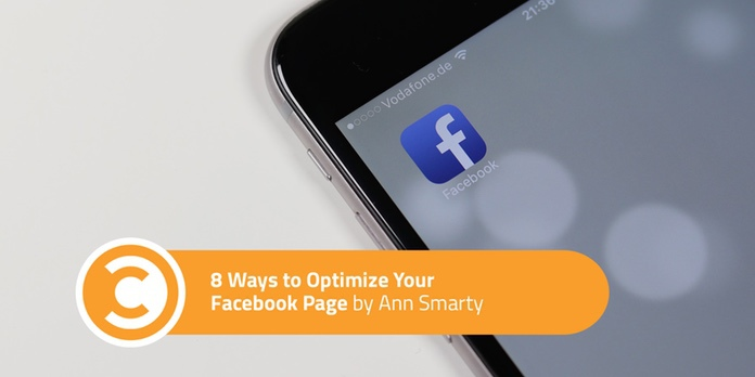 8 Ways to Optimize Your Facebook Page