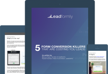 form conversion killers report
