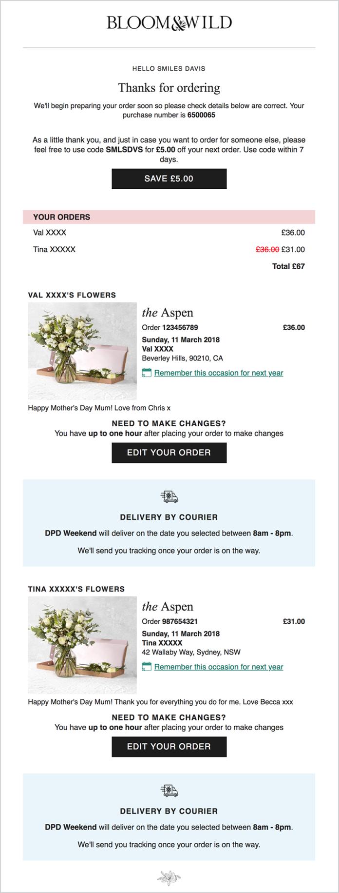 flowers-receipt