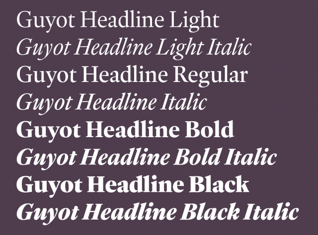 headline-font-weights