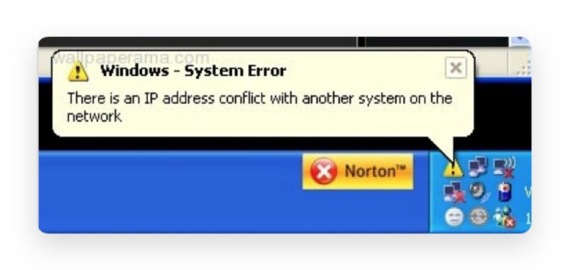 ip-conflict