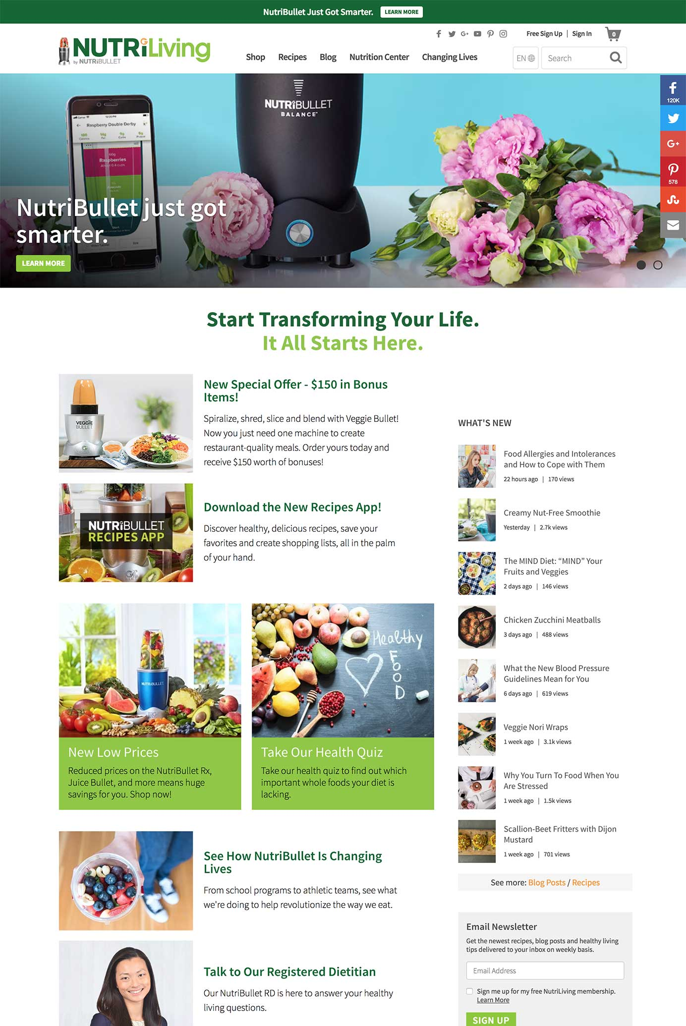 nutriliving_homepage