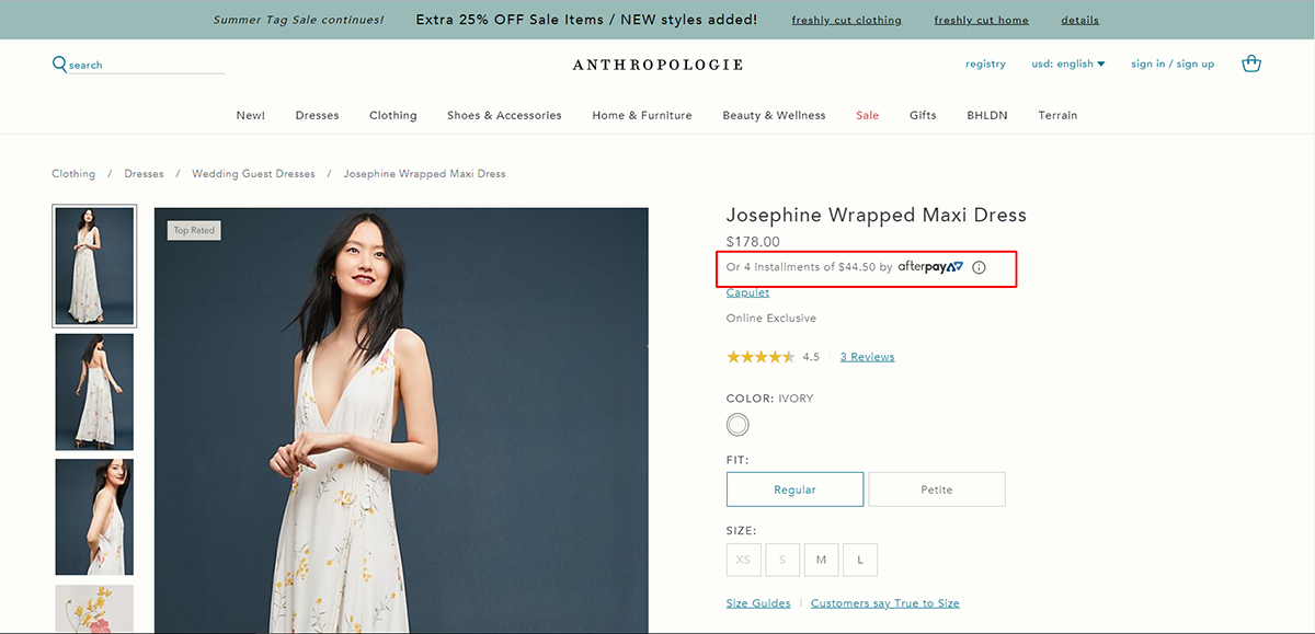 anthropologie-installment-afterpay