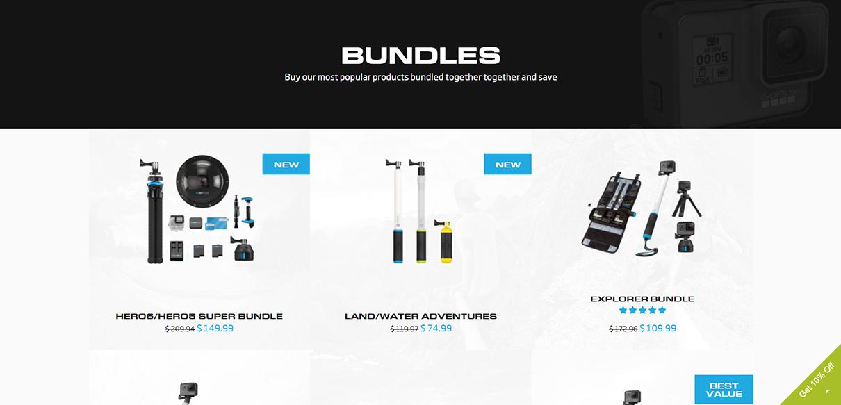 gopole-bundles