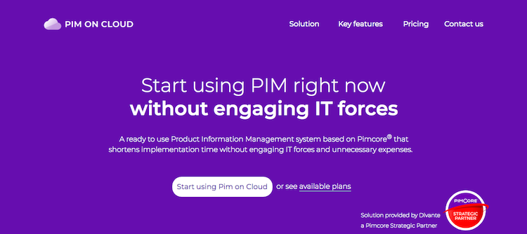 PIM-on-Cloud