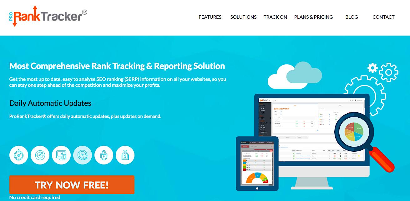 Pro-Rank-Tracker