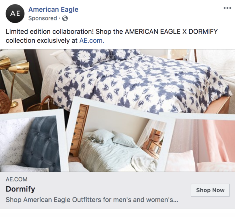 american-eagle-facebook-ad