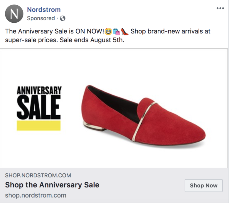 nordstrom-facebook-ad