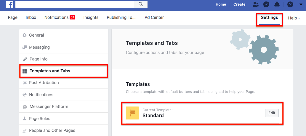 FB-templates-and-tabs
