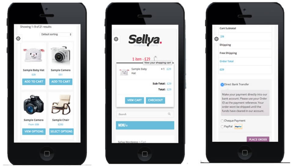 Ecommerce-Checkout-with-Responsive-Design
