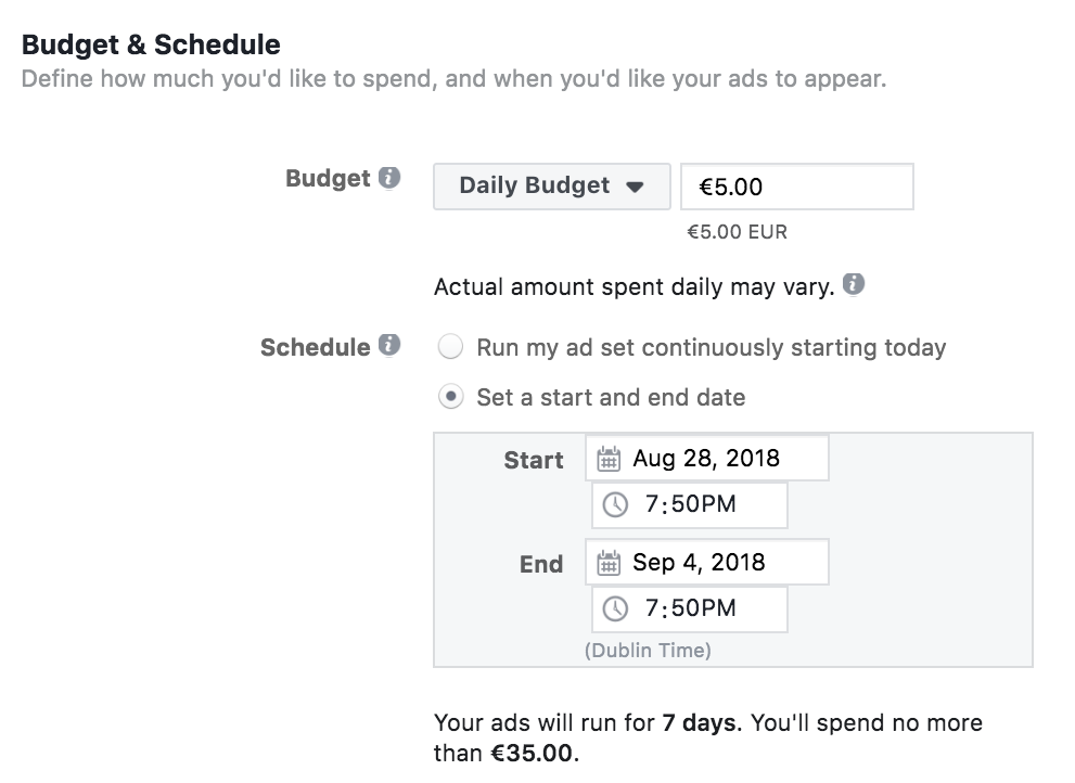 facebook-ads-budget-schedule