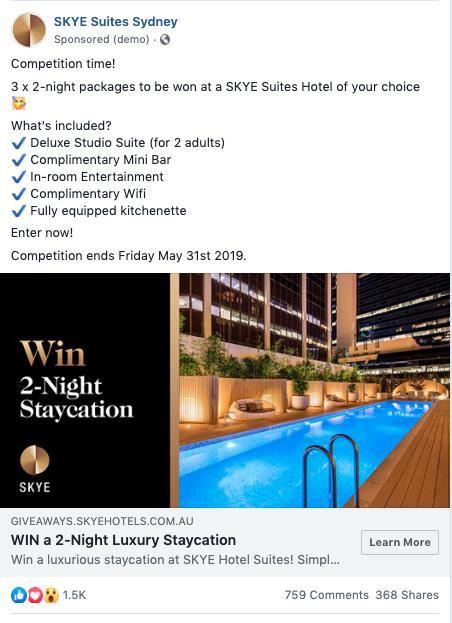 Skye-Suites-Facebook-Ad