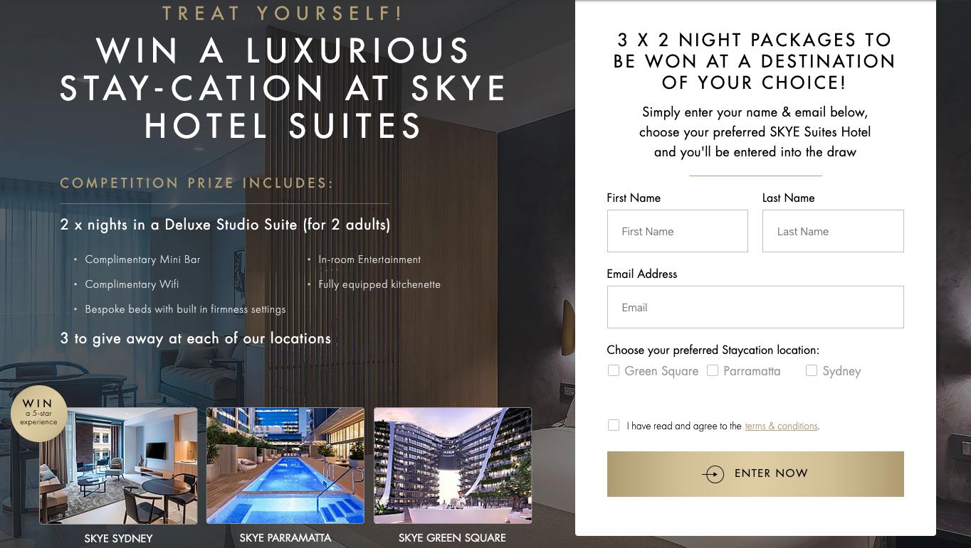 Skye-Suites-Landing-Page