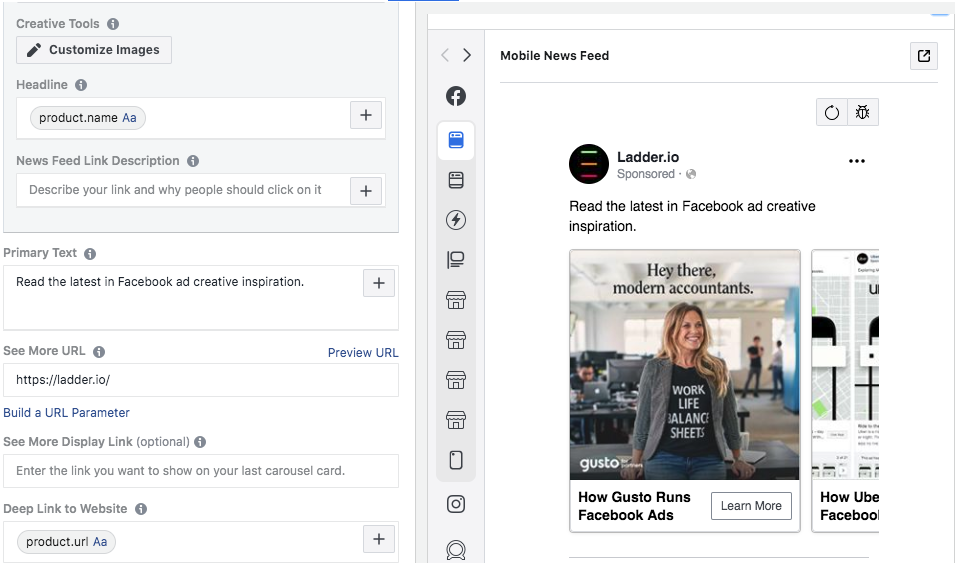 dynamic-fields-in-facebook-ads